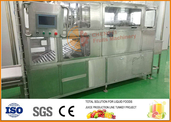 Automatic juice and jam BIB Aseptic Filling Machine 2L 320bags