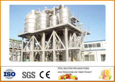Cina Mini Apple Juice Processing plant 75% Hasil Jus pabrik